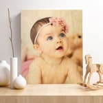 Photo On Wood, Mothers Day Gift, Wooden Photo Frames, Wood Frame, WoodPrints,Pictureson Wood, Wood Photo Prints, Photo to Wood Picture