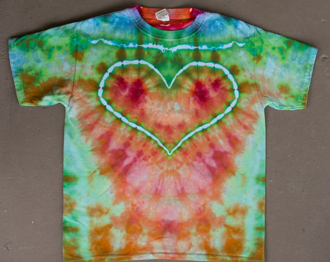 Tie Dye Shirt | Youth Large Tie Dye