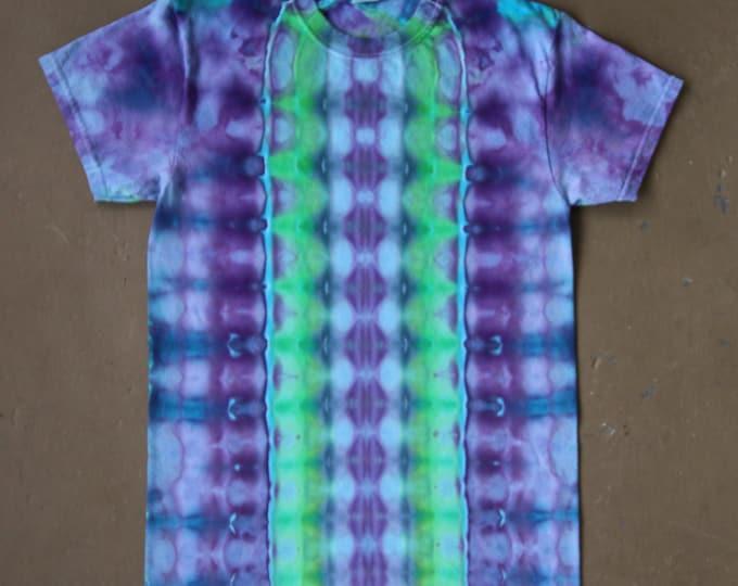 Tie Dye Shirt | Adult Small Tie Dye, Unisex Tie Dye Shirt, Festival Shirt, Camping Shirt, Hippie Shirt, Boho Chic, Festival Wear, tiedye