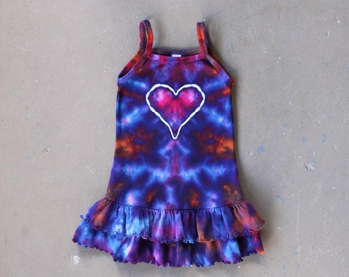 Tie Dye Dress Size 4T