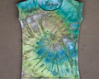 Tie Dye Shirt | 0-6 Months Baby Tie Dye