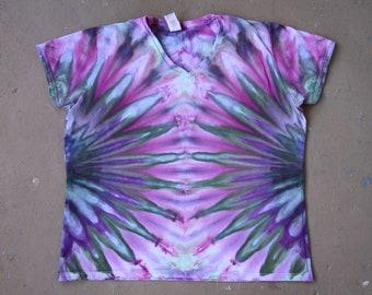Women's Tie Dye Shirt | 2XL