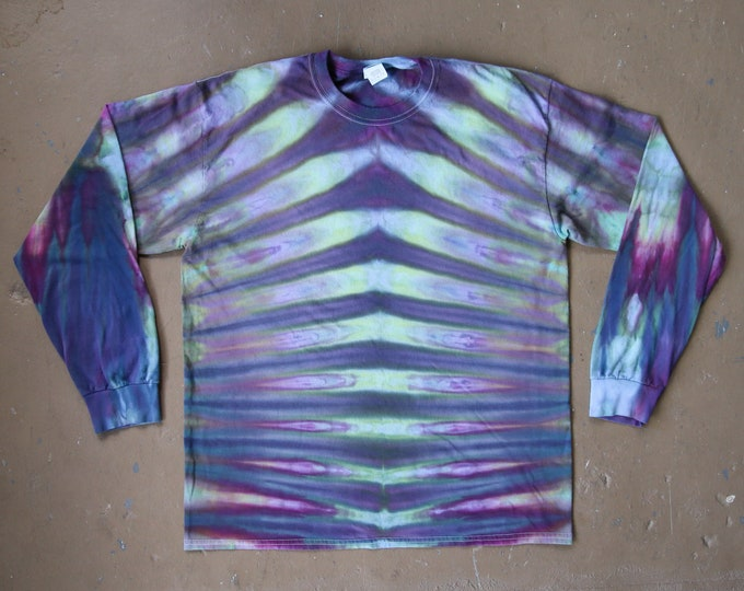Tie Dye Shirt | Large Long Sleeved