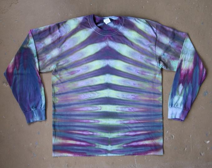Tie Dye Shirt   Large Long Sleeved