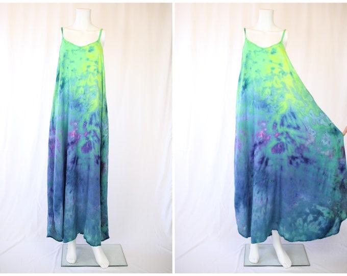 Tie Dye Dress | Women's Large