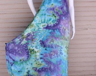 Tie Dye Dress | Women's Extra Small