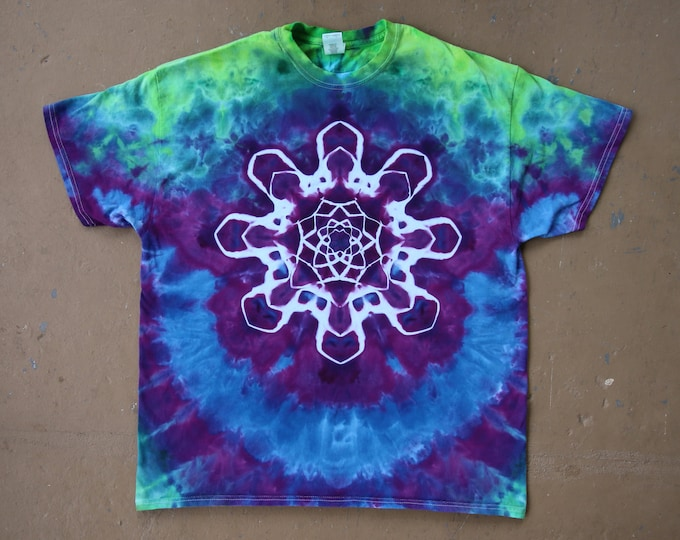 Tie Dye Shirt | Extra Large