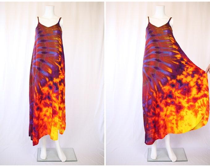 Tie Dye Dress | Women's Extra Small