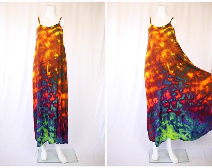 Tie Dye Dress | Women's Small