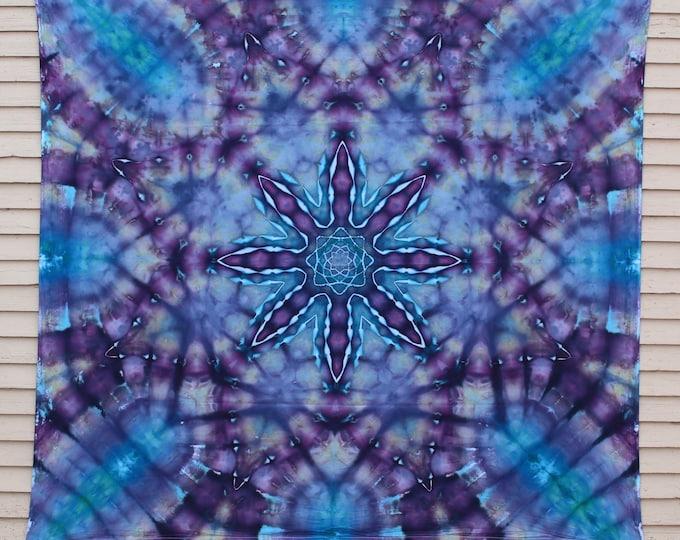 Tie Dye Tapestry | Dreamy Mandala Tapestry