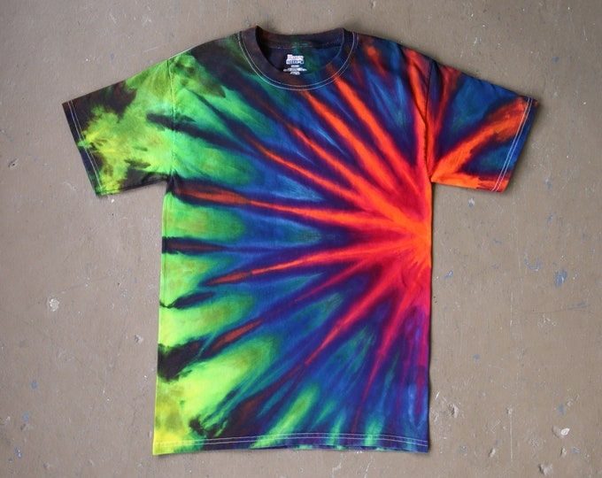 Tie Dye Shirt   Adult Small