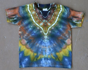 Tie Dye Shirt   4T Tie Dye