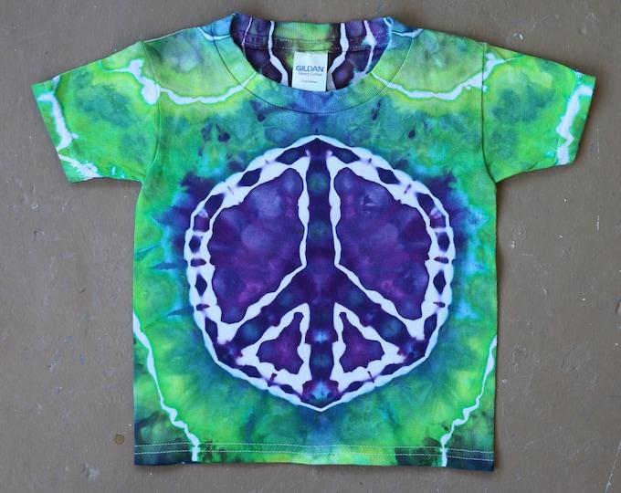 Tie Dye Shirt | 3T Tie Dye