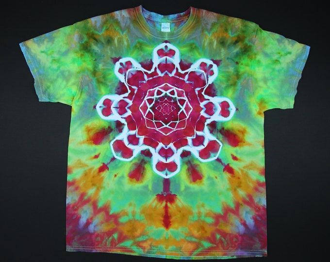 Tie Dye Shirt | Extra Large