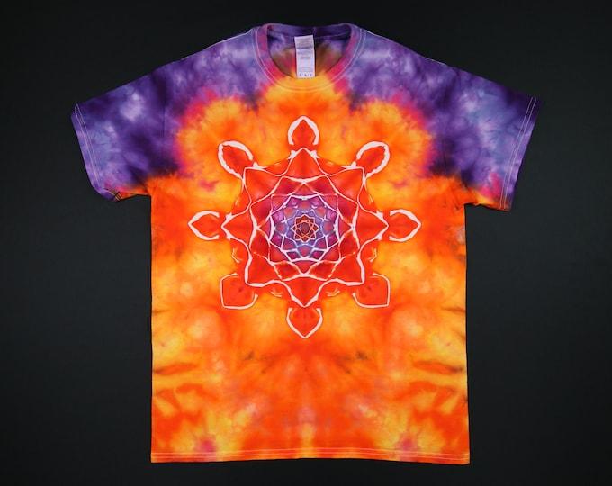 Tie Dye Shirt | Medium