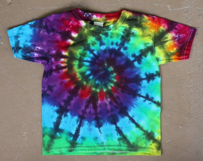 Tie Dye Shirt | 5T Tie Dye