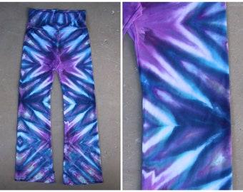 Women's Large Tie Dye Yoga Pants