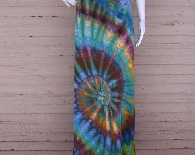 Tie Dye Skirt | Womens's 2XL