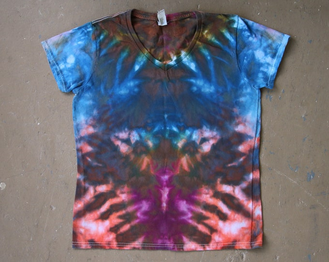 Women's Tie Dye Shirt | Large