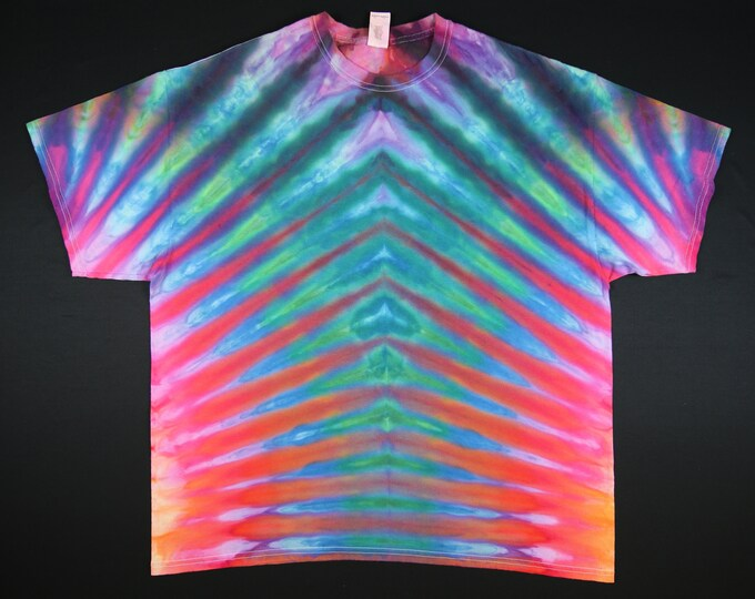 SMALL DEFECT   Tie Dye Shirt   2XL