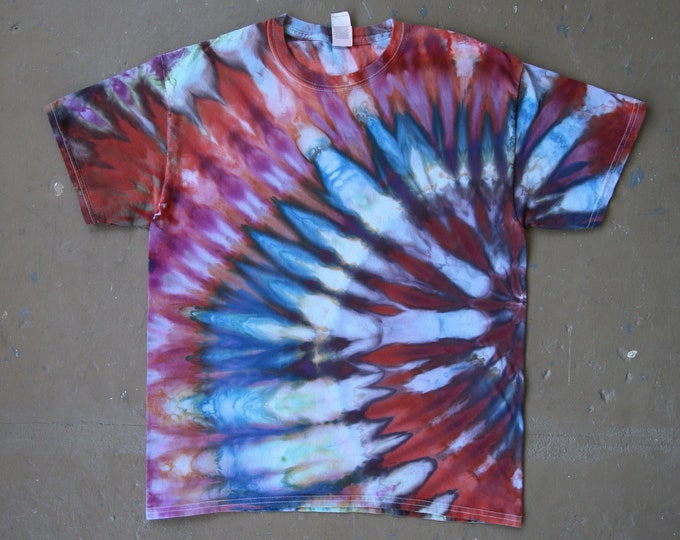 Tie Dye Shirt | Adult Unisex Large