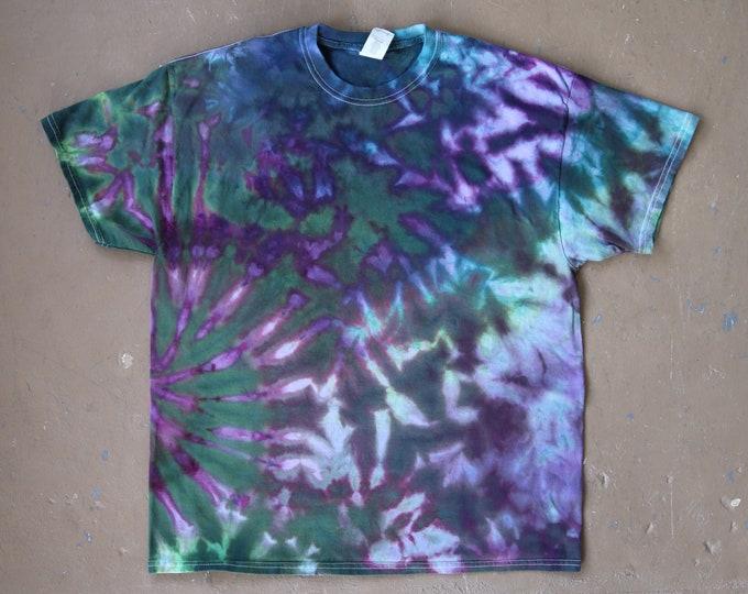Tie Dye Shirt   Extra Large