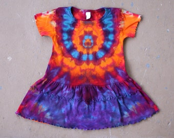 Tie Dye Dress Size 6 | Girl's Size 6