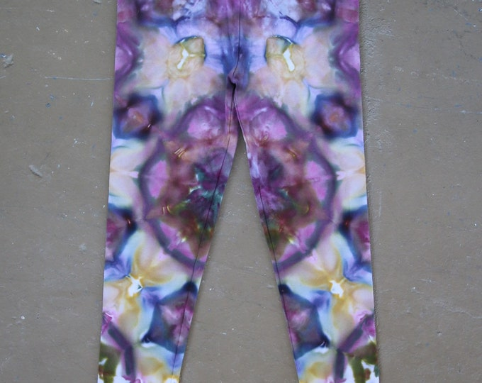 Tie Dye Leggings | Extra Large