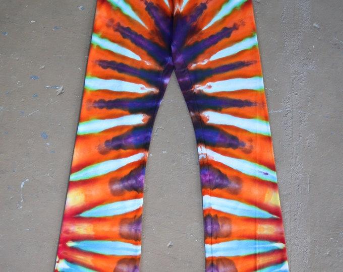 Tie Dye Yoga Pants | Women's Small
