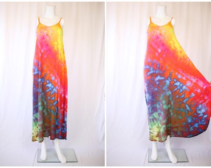 Tie Dye Dress | Women's XS