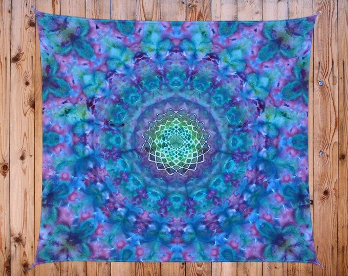 Tie Dye Tapestry | Pastel Mandala