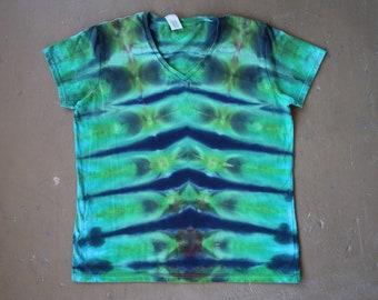 Women's Tie Dye Shirt | Extra Large