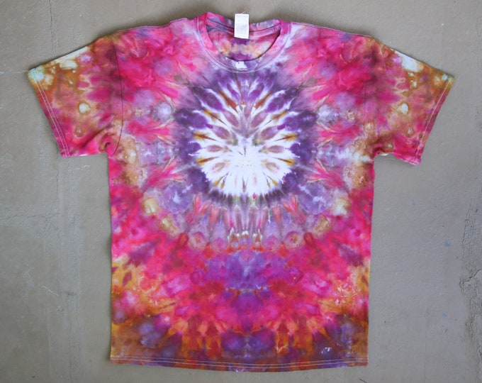 Tie Dye Shirt   Large