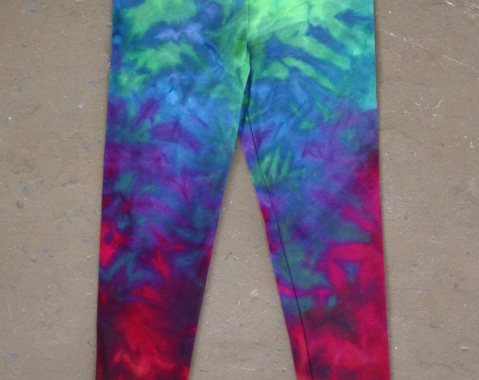 Tie Dye Leggings   Medium Leggings