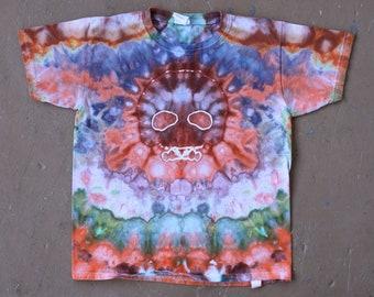 Tie Dye Shirt | Youth Small Size 10/12, Youth Tie Dye, Camping Shirt, Kids Tie Dye, Hippie Kid, Gift For Kids, Tie Dye Shirt Boys, Girls