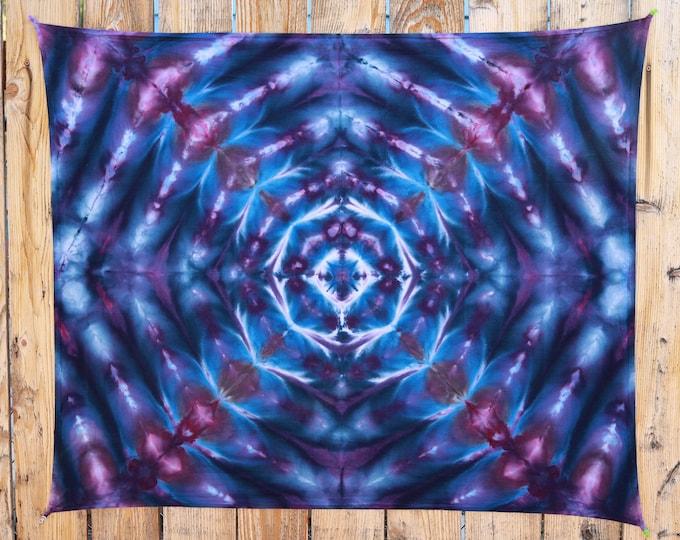 Tie Dye Tapestry | Small Mandala Tapestry
