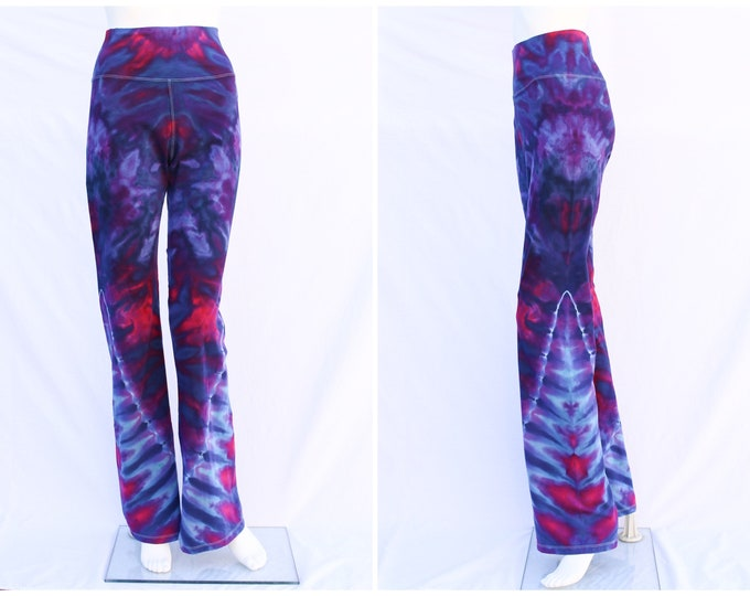 Tie Dye Yoga Pants | XL