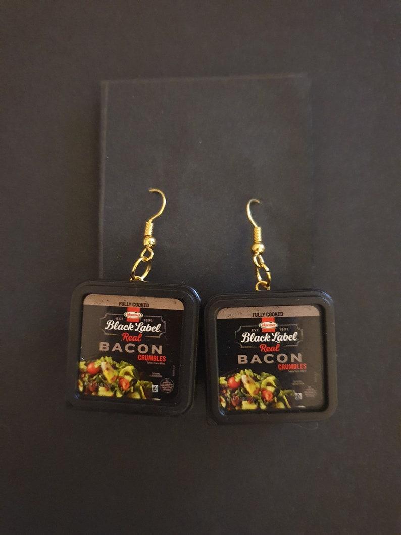 Zuru 5 Surprise Mini Brands Earrings Savoury FoodsDrinks *multiple options available!*