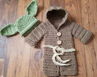 Littlest Jedi Outfit
