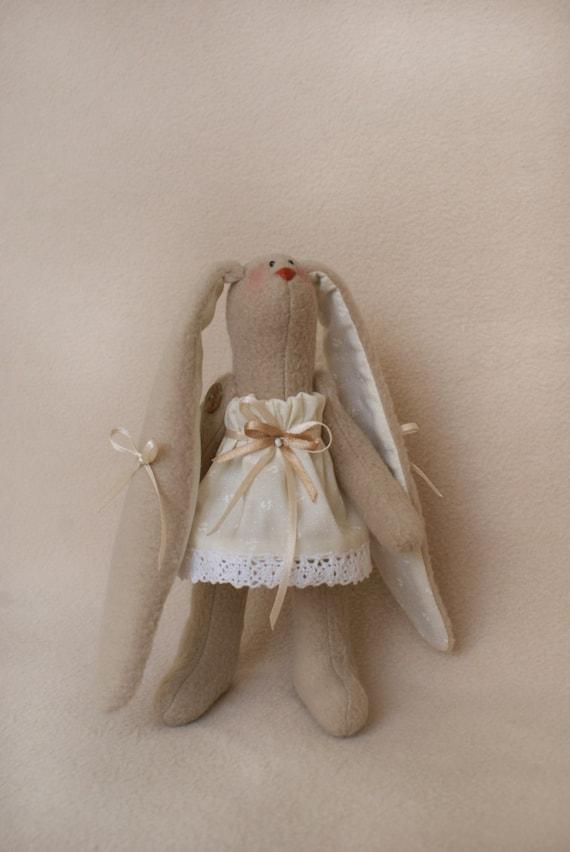 4 X Juguete Suave patrones de costura Teddy bear//rag doll//mouse//bunny Conejo fácil instrucciones