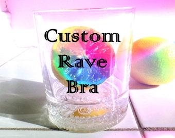 Custom Rave Bra For Sky