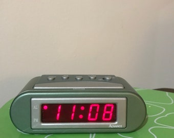 Vintage Digital Alarm Clock