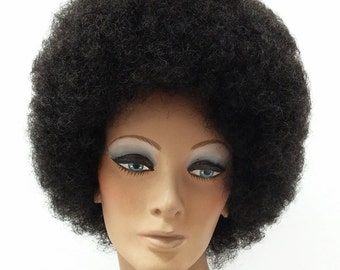Afro Wig Etsy