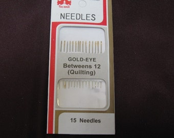 Top Quality Hand Sewing Between Needles