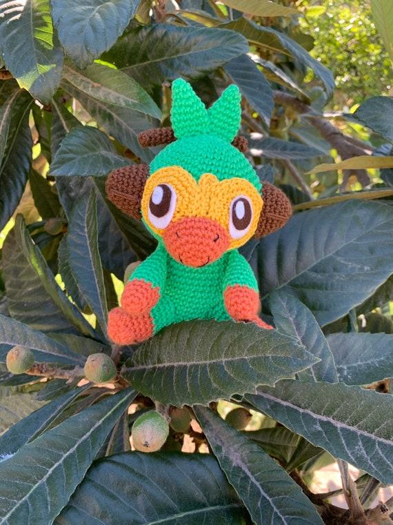Crochet Mijumaru Pokemon Plush Amigurumi - Amigurumi Crochet ... | 761x570