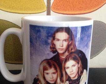 Nirvana Hanson parody Tea/Coffee Mug