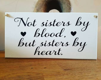 Sisters Sign Etsy