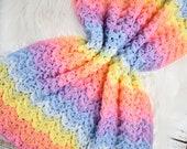 Crochet easy blanket pattern. Baby blanket, afghan, throw.