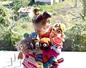 Crochet Paw patrol rescue team inspired safety baby blanket pdf pattern.the whole team in one place.6 crochet pdf pattern
