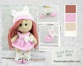 Crochet Amigurumi Bunny Doll